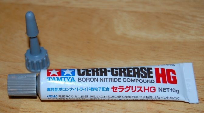 Tamiya Cera-Grease HG