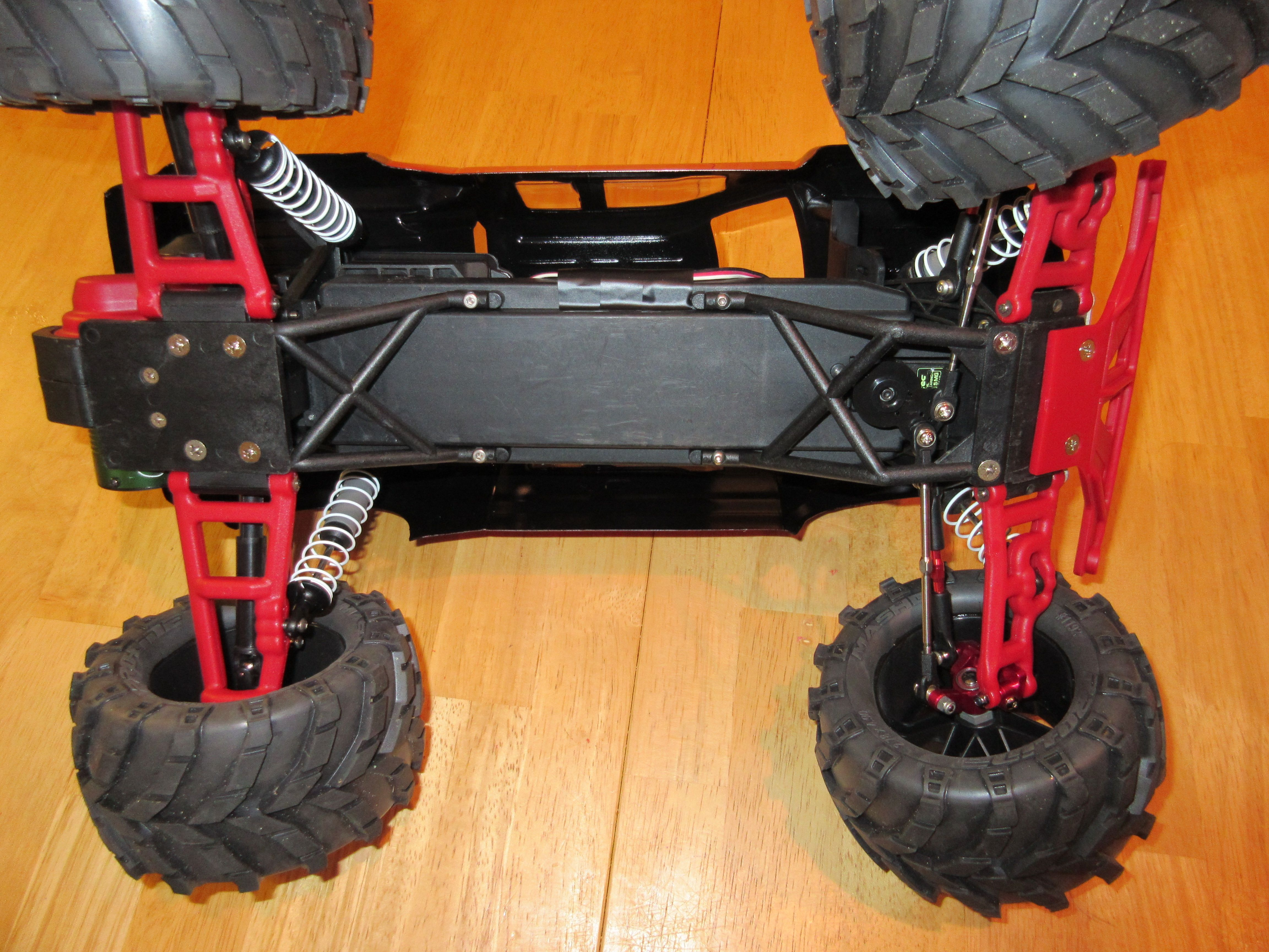 Red RPM Parts for Traxxas Stampede – RCCoachWorks