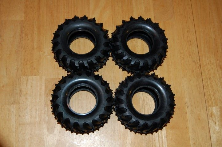 Tamiya Monster Beetle Tires