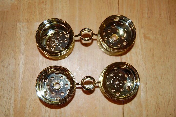 Tamiya Monster Beetle wheels
